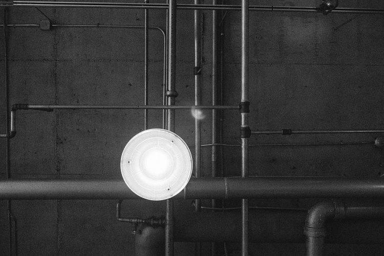 pramoninis šviestuvas